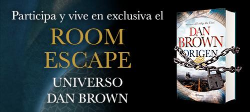 Escape Room del Universo Dan Brown
